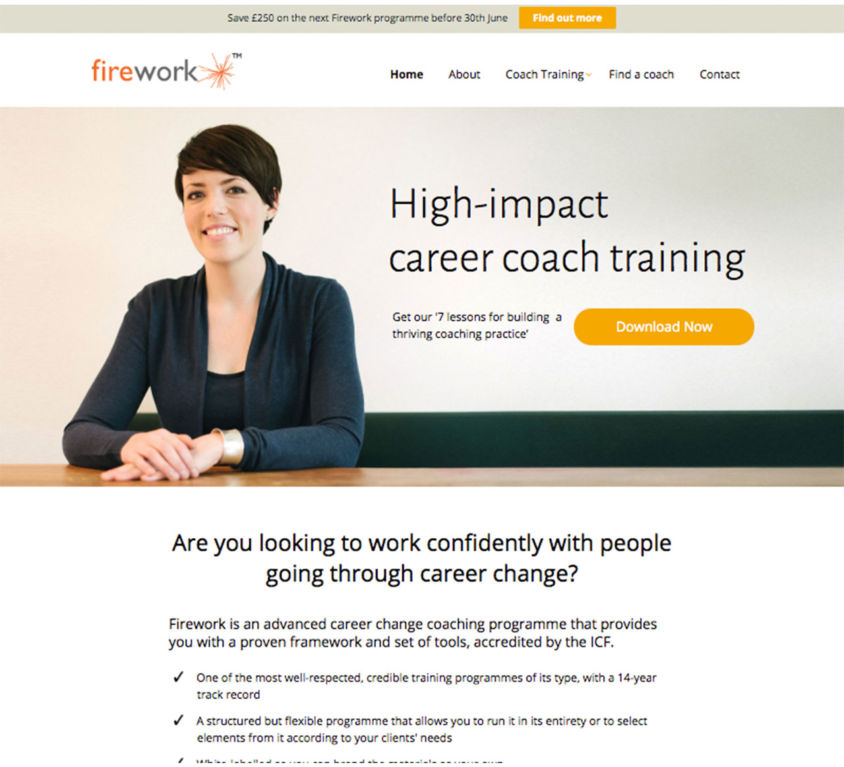 Firework Coaching